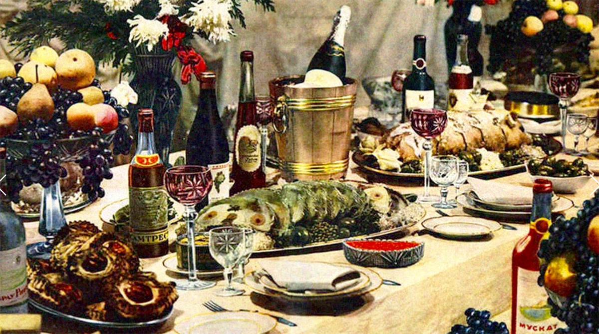 Corso di cucina russa ciao italia russia for Cucina russa