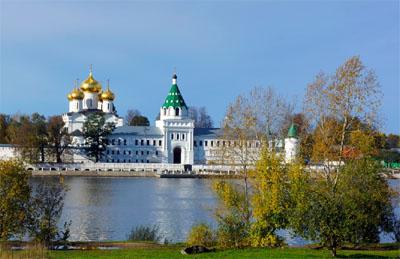 Kostroma-Monastero della Santissima Trinità di Ipatiev