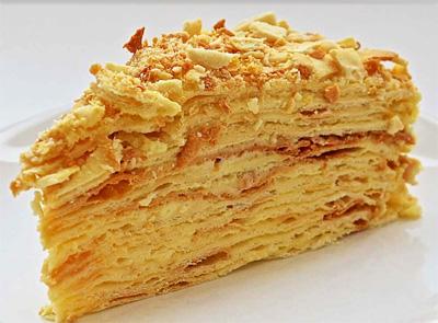 "Dolci – La torta ""Napoleone"""
