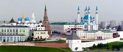 Il Cremlino di Kazan