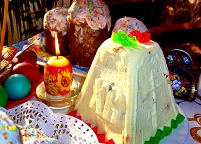 Pasqua: la tradizione russa a tavola