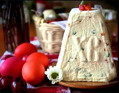 Dolci russi – Пасха il dolce di Pasqua –