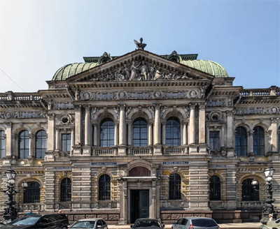 La Kunstkamera (Camera delle Meraviglie) di San Pietroburgo