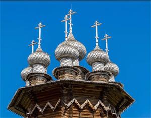 La Chiesa dell'Intercessione della Madre di Dio a Kizhi – Carelia