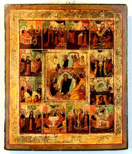 Le Icone: storia rappresentazione, lettura