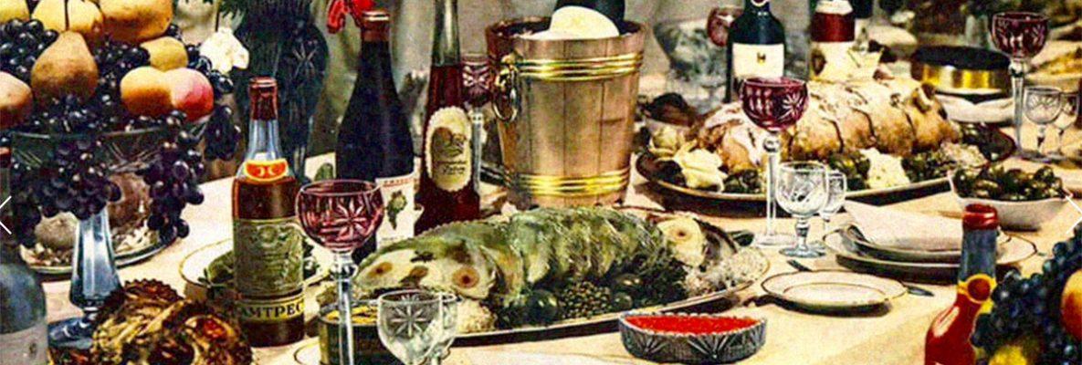 Corso di Cucina Russa