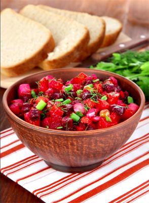 Cucina Russa: Viniegret