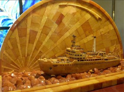 Il Museo dell'Ambra di Kaliningrad