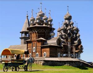 Alla scoperta dell'isola di Kizhi, Repubblica di Carelia