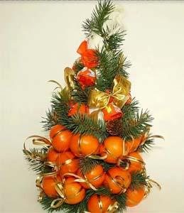 Una tradizione russa: i mandarini in tavola a Capodanno