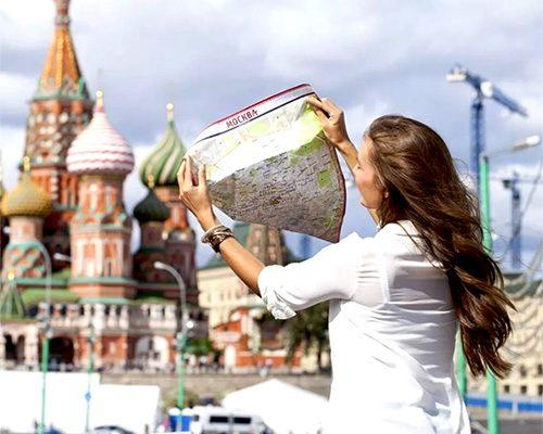 Mosca è la città più visitata della Russia