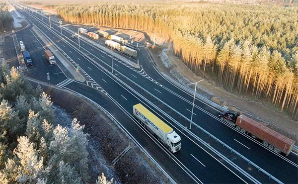 Aperta la nuova autostrada Mosca – San Pietroburgo