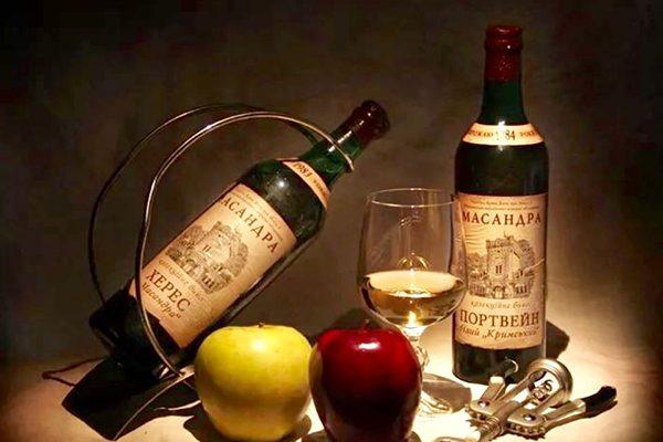 Il Vino IGP russo di Massandra