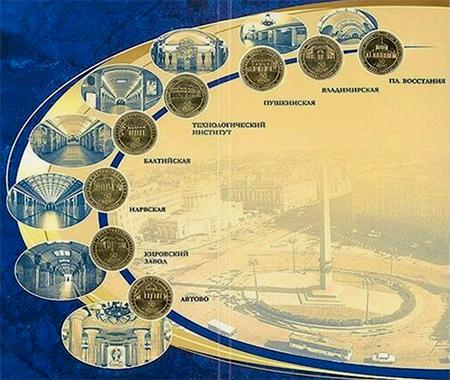 Metropolitana di San Pietroburgo: le 8 Stazioni più belle