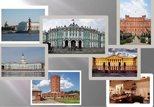 I Palazzi più belli della città di San Pietroburgo