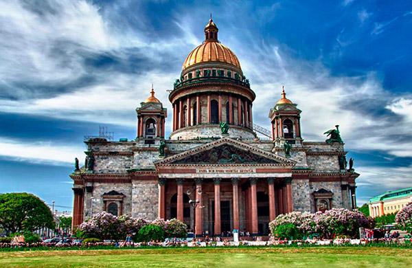 San Pietroburgo: la Cattedrale di San Isacco