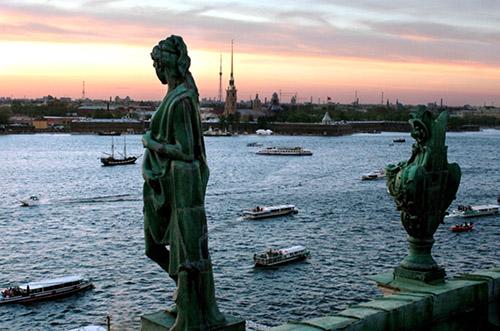 Le notti bianche di San Pietroburgo