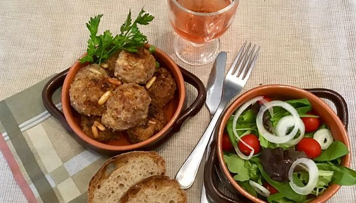 Итальянская кухня : Котлеты по-романски