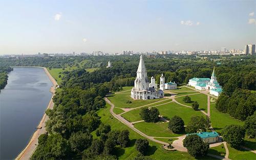 Musei all'aperto di Mosca: Kolomenskoye-Izmaliovo-Lyublino
