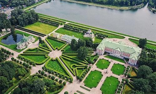 "Kuskovo: la tenuta Sheremetev la ""Versailles di Mosca"""