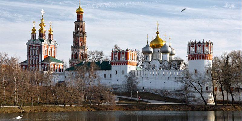 Mosca: il Monastero di Novodevichij