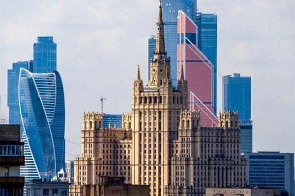"""I Grattacieli di Mosca e le """"Sette Sorelle"""""""