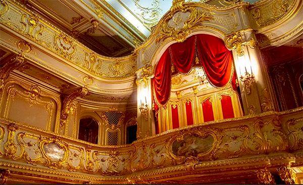 San Pietroburgo: Palazzo Yusupov restaurato